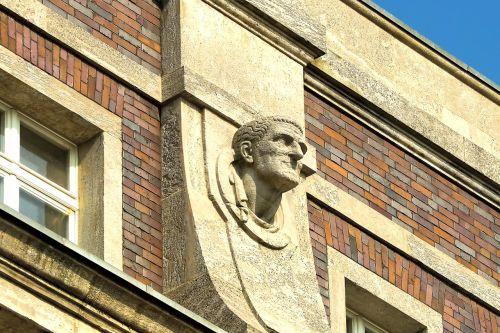 facade statue sculpture