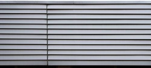 facade wall tiling metal elements