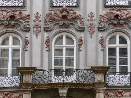 facade architecture windows