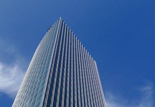 facade  skyscraper  architecture