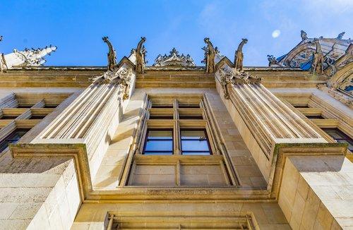 facade  france  rouen