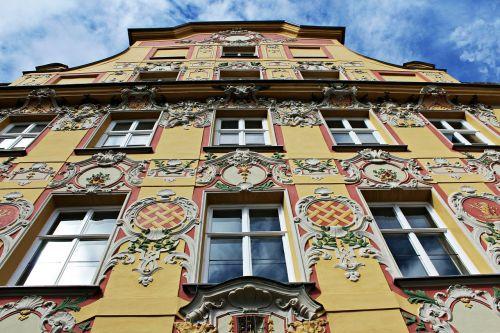 facade house facade perspective