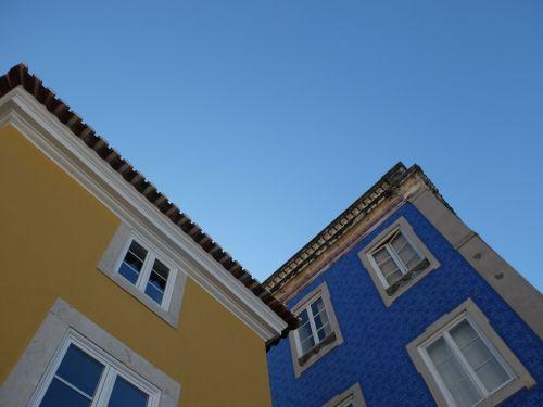 facade south portugal