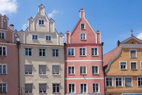 facades renaissance landshut