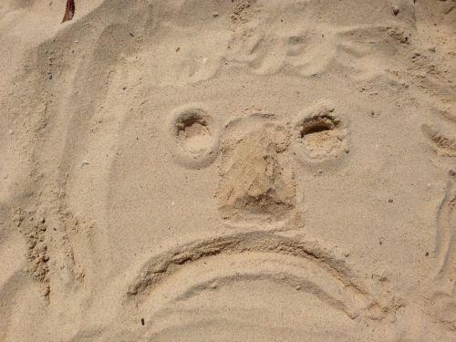 face sad bad mood