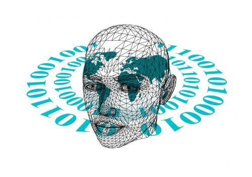 face head binary