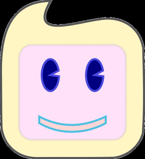 face smiley happy