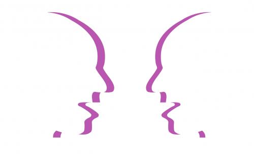 face profile dialogue