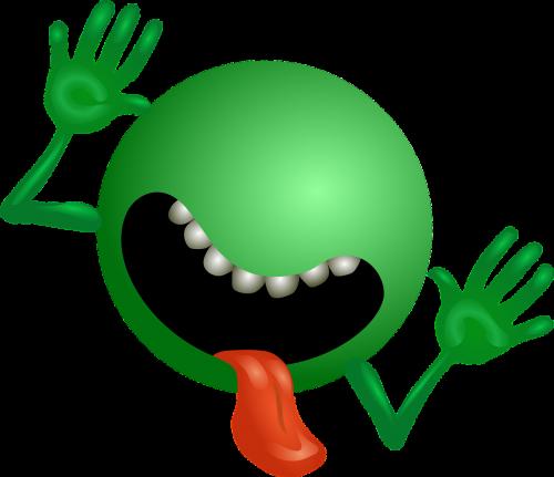 face panic symbol