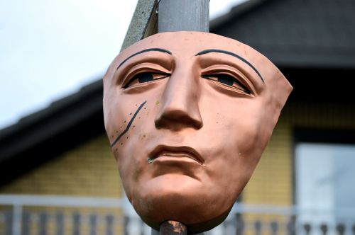 face mask head