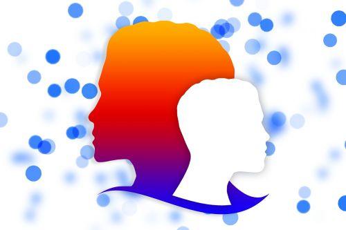 face dialogue child