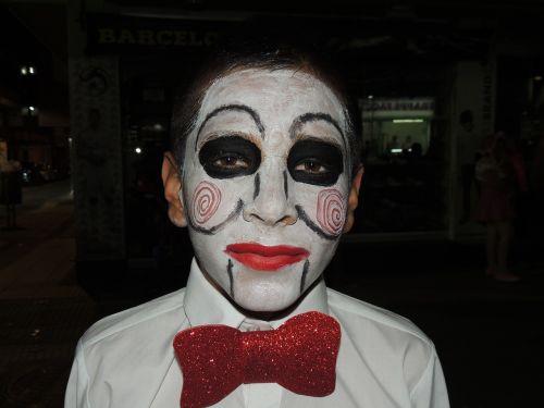 face painting halloween armenia