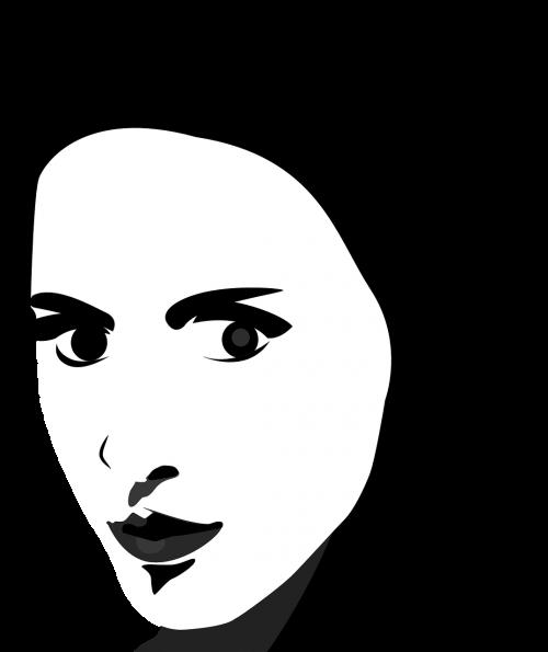 face woman portrait