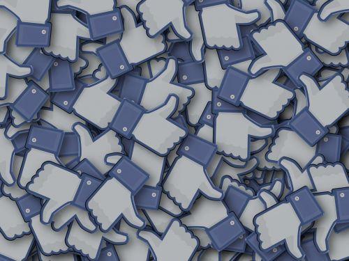 facebook icon like