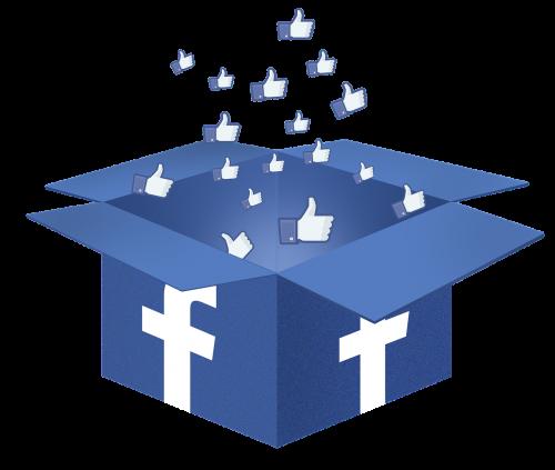 facebook box facebook like