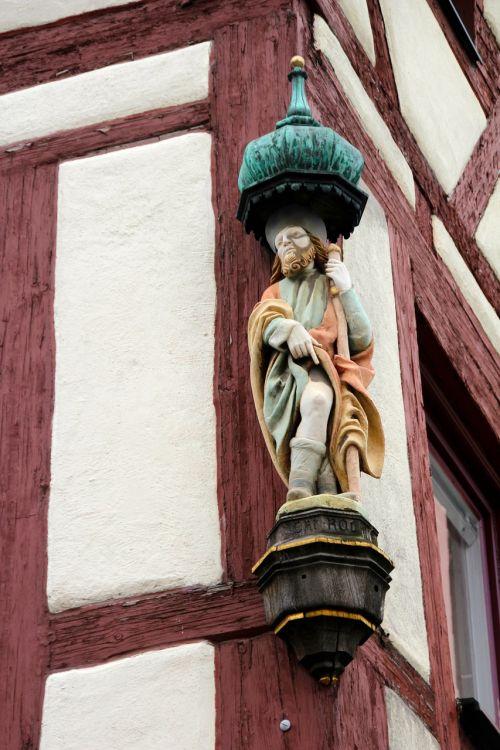 fachwerkhaus city old town