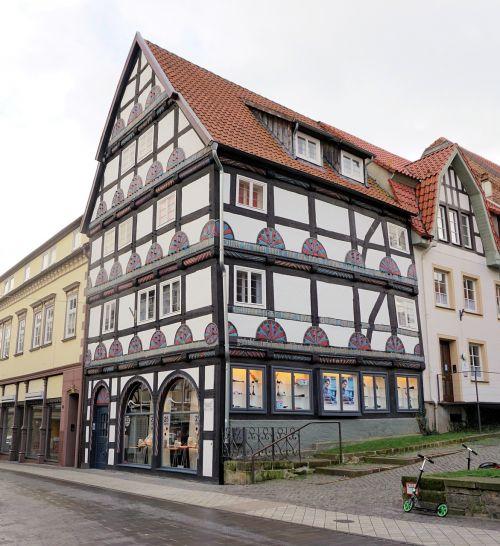 fachwerkhaus home truss