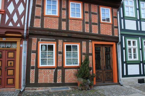 fachwerkhaus facade architecture
