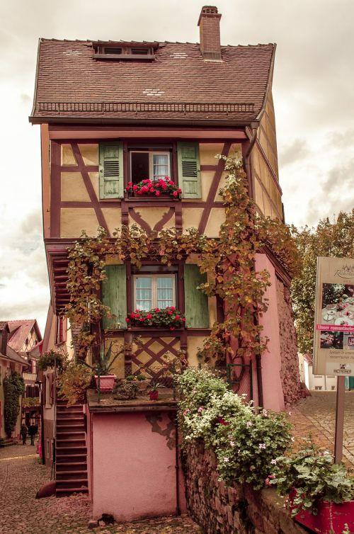 fachwerkhaus gengenbach truss