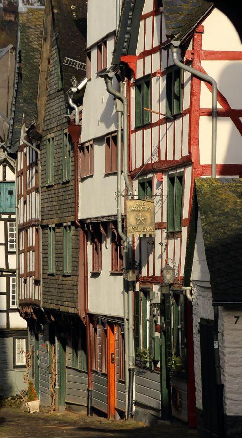 fachwerkhaus old town monschau