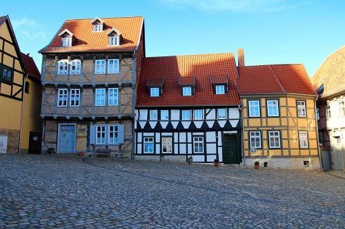 fachwerkhäuser historically building