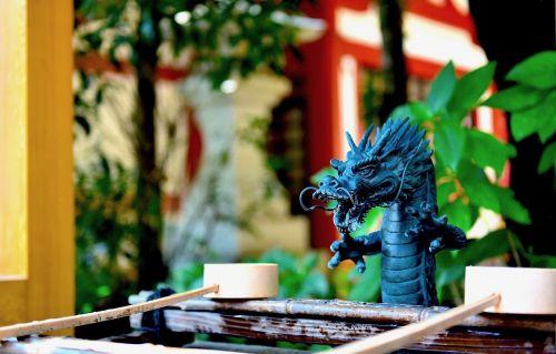 facilities dragon hie shrine