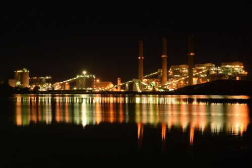 factory lights industrial