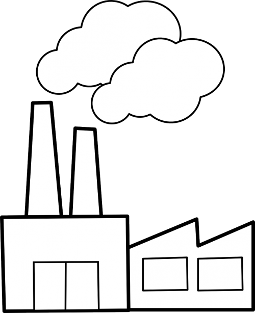 factory industry manufacture