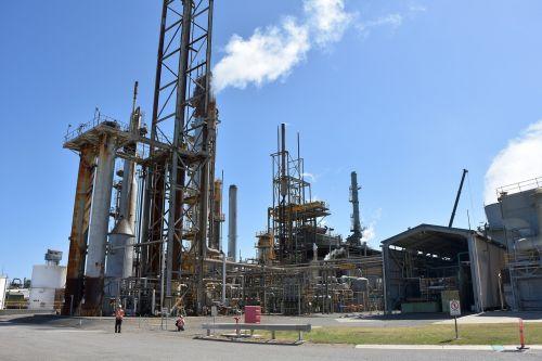 factory industry ammonium nitrate