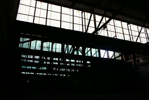 factory abandoned ruin