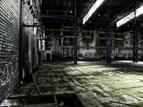 factory hall old