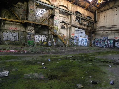 factory age decay