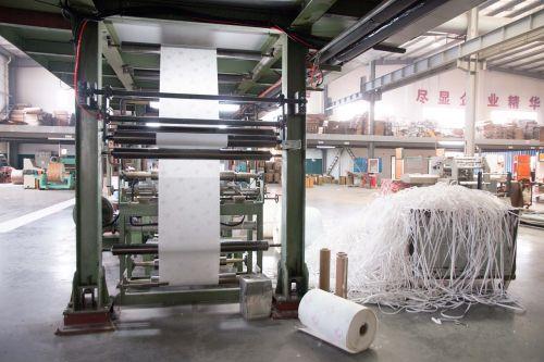 factory warehouse machinery