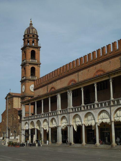 faience piazza campanile