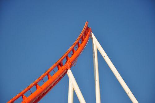 fair roller coaster spa