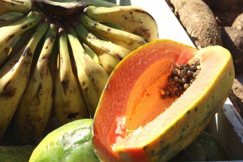 fair banana papaya