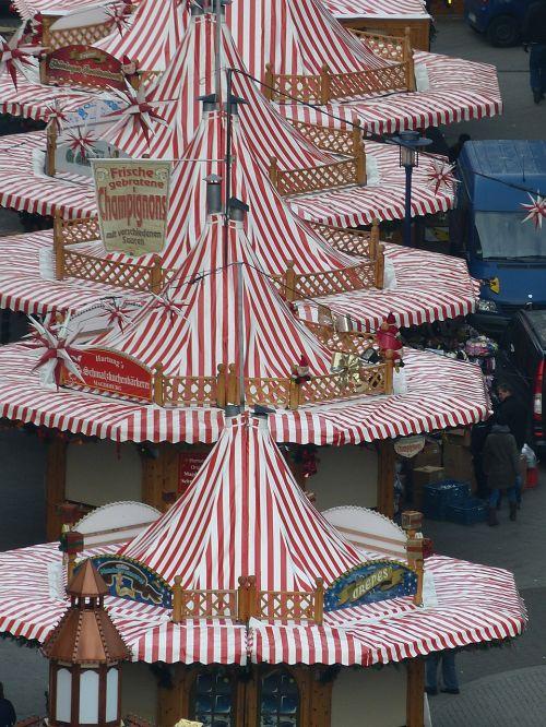 fair christmas market magdeburg