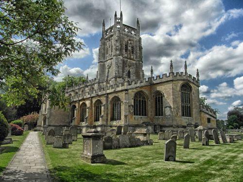 fairford england church