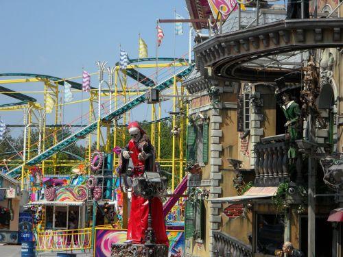 fairground folk festival year market