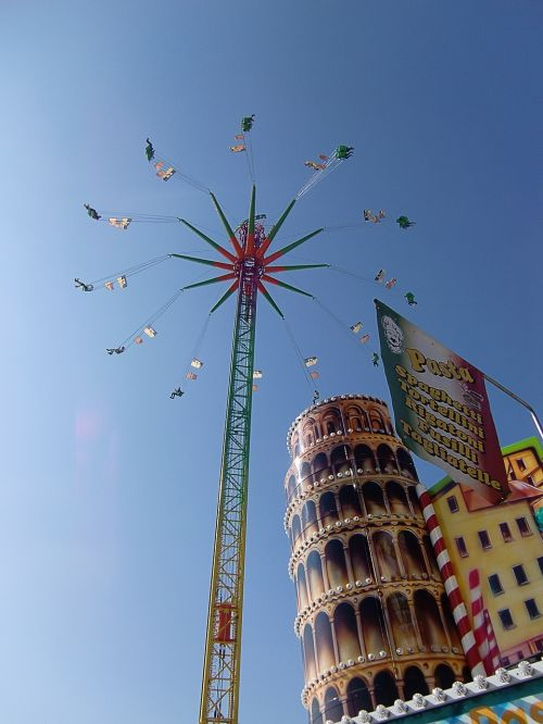 fairground oktoberfest folk festival