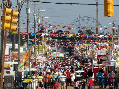 fairground fair state