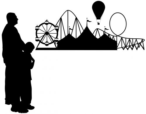 fairground circus fair