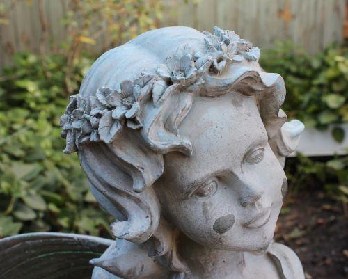 fairy cherub child