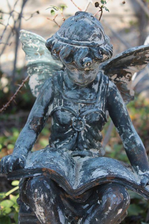 fairy garden art