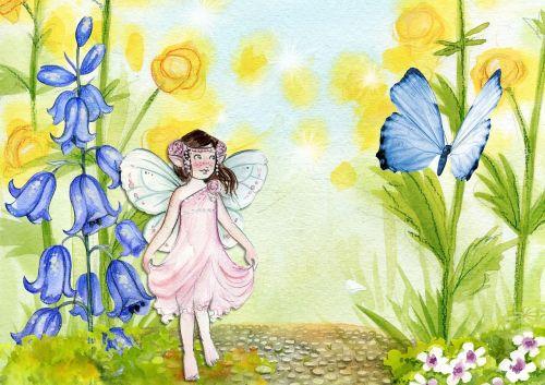 fairy fantasy art