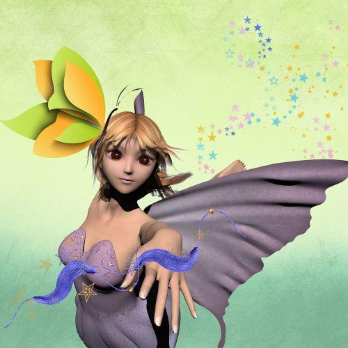 fairy butterfly fairy tales
