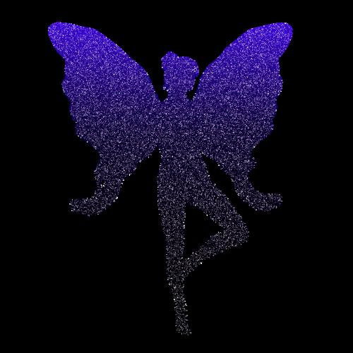 fairy glitter sparkle