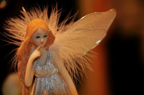 fairy wing girl