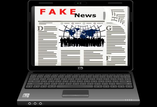fake fake news media