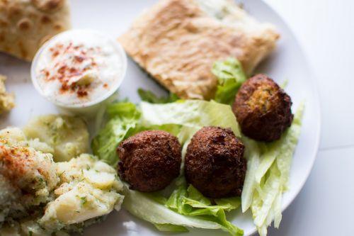 falafel authentic greek greek food